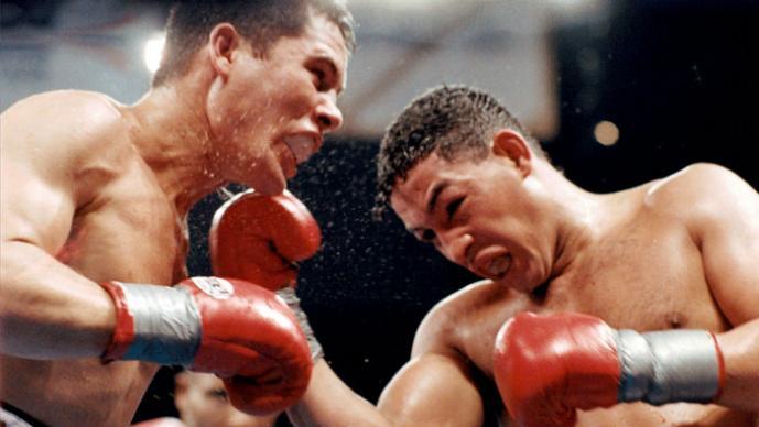 Las mejores peleas de box para celebrar la Independencia de México