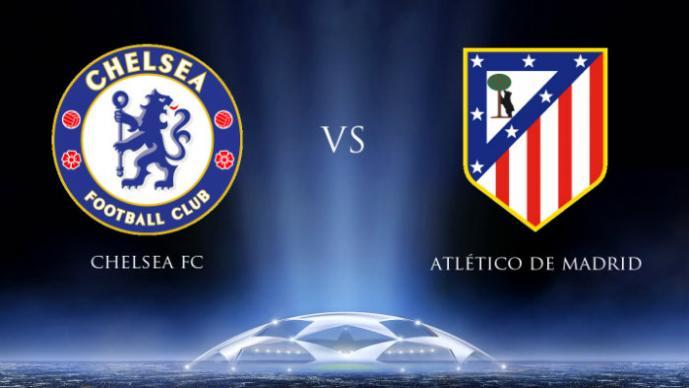 Disfruta en vivo el partido entre el Chelsea vs. Atlético Madrid