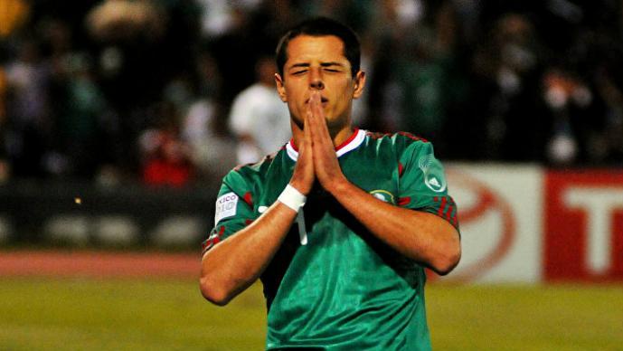 Chicharito ya no piensa en el Manchester United
