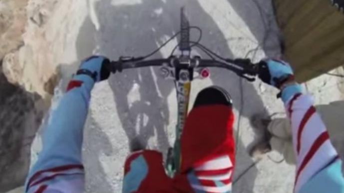 Ciclismo, montaña