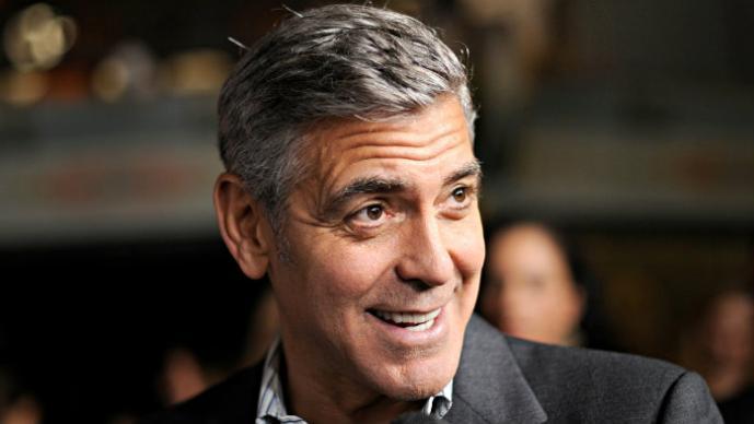 George Clooney quiere casarse en un castillo