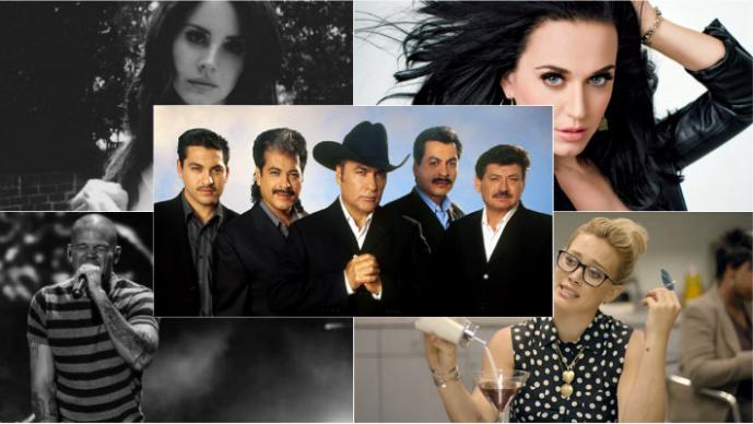 Los cinco estrenos musicales de la semana