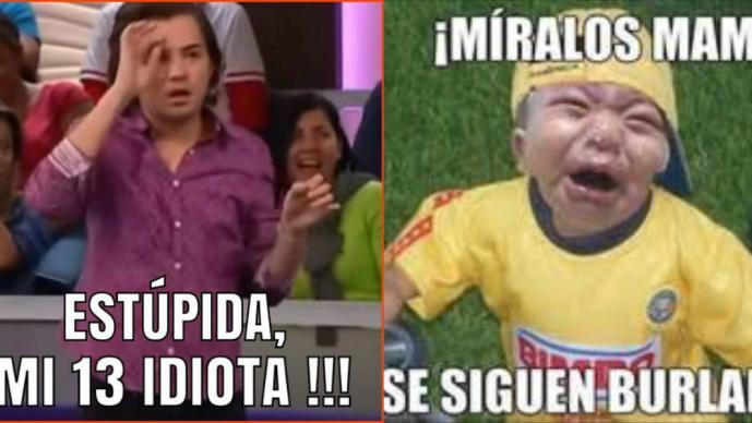 Tigres Vs Monterrey >> Los mejores 'memes' del Monterrey vs América   El Gráfico