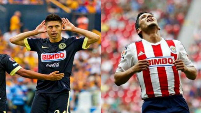Los contrastes Chivas y América