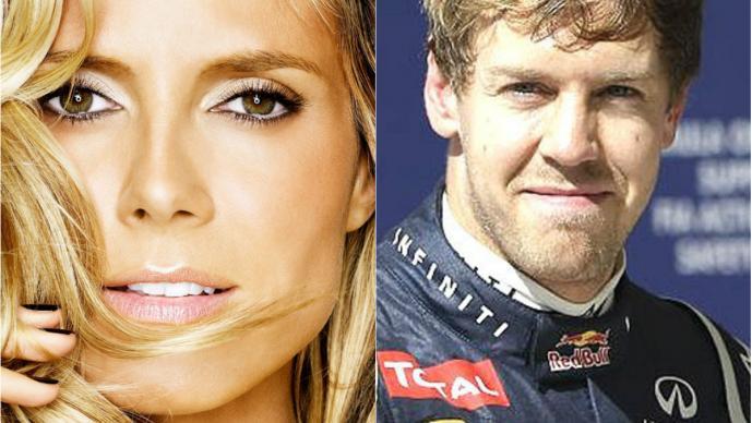 Vettel nombró a su auto