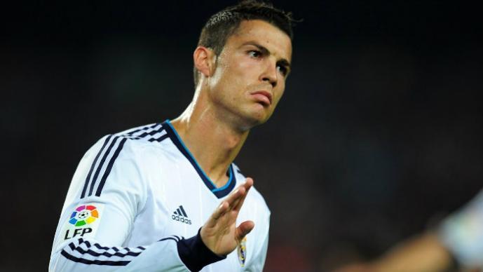 El hijo de Cristiano Ronaldo no sabe quién es su mamá