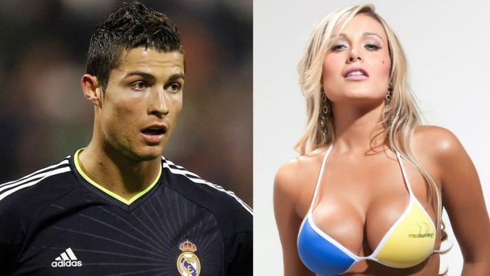 Cristiano Ronaldo, Andressa Urach