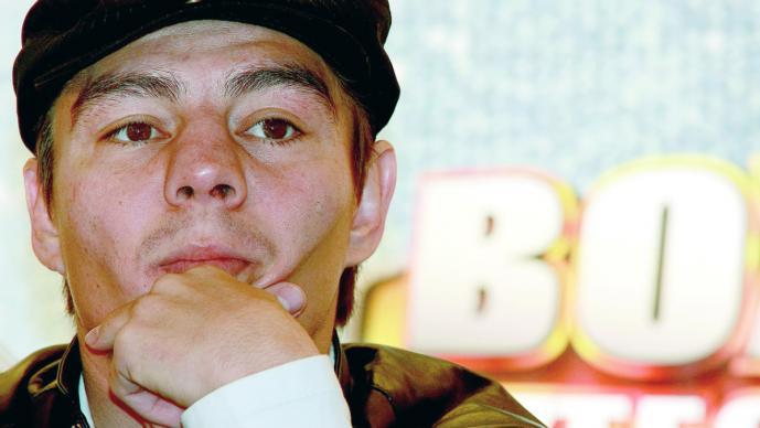 Jorge 'Travieso' Arce (Foto: Archivo El Universal)