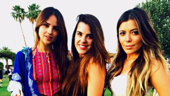 Eiza González vuelve a deslumbrar en Coachella