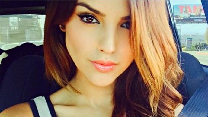 Eiza González luce cuerpazo en Instagram