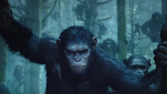 """""""El planeta de los simios 2"""""""