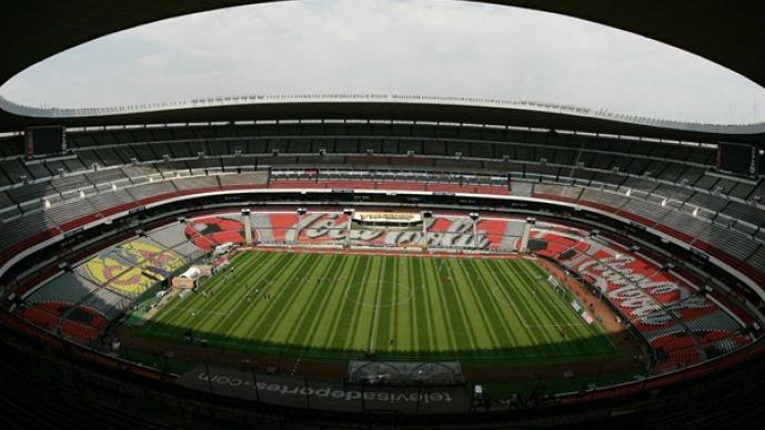 El Estadio Azteca es considerado el número uno