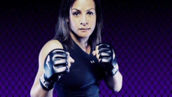 Fallon Fox es la primera peleadora transexual de la UFC