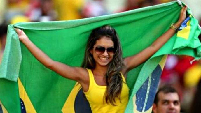 Las fans más sexys del mundial | GIFS