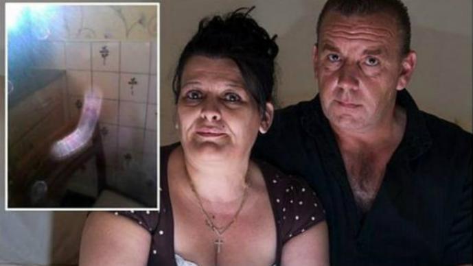 Un fantasma trató de violar a una mujer británica