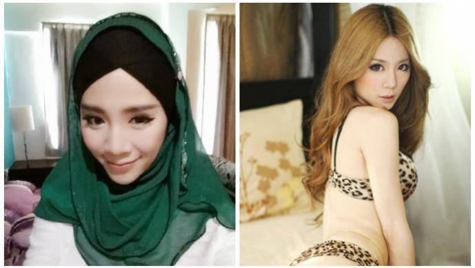 Felixia Yeap de conejita de Playboy al Islam