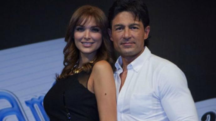 Fernando colunga y Blaca Soto