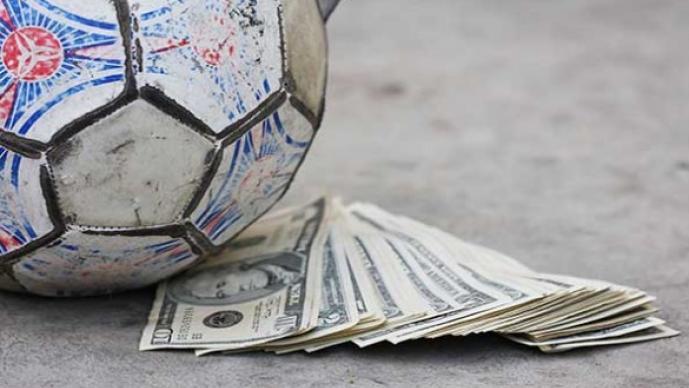 Amaño en partidos de futbol