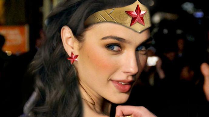 """Así lucirá la Mujer Maravilla en """"Batman vs. Superman"""""""