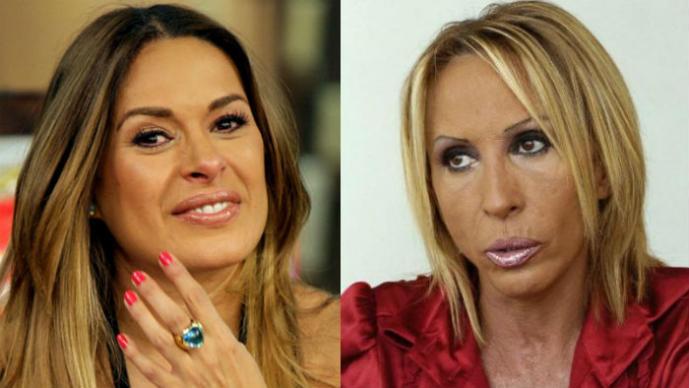 Galilea Montijo, Laura Bozzo