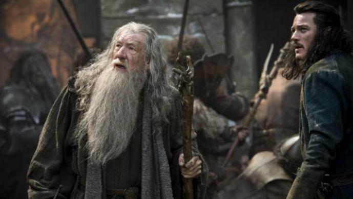 Ventilan imagen oficial de El Hobbit 3