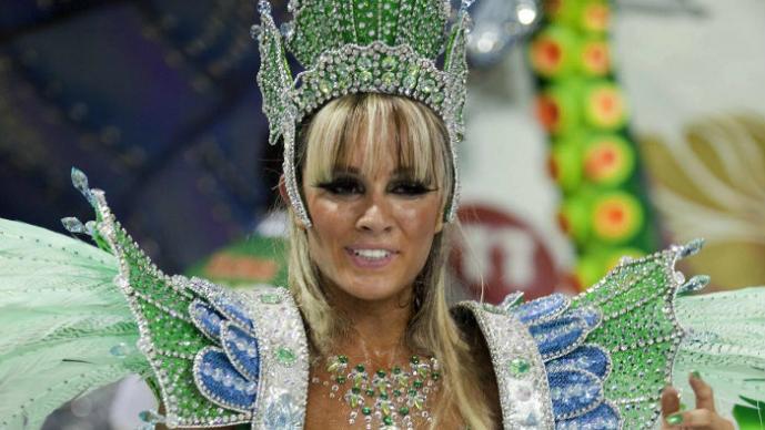 Garota, brasil
