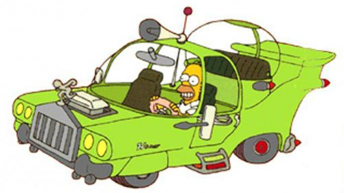 Auto, Homero