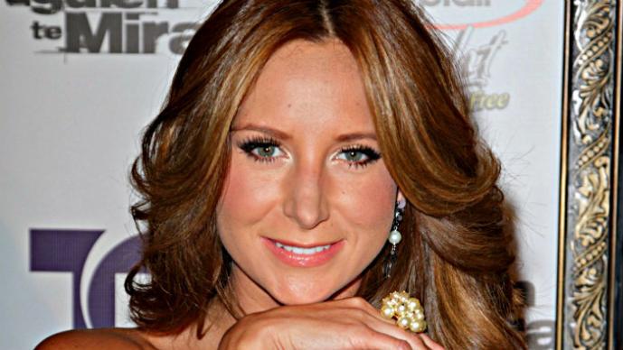 Geraldine Bazán habla sobre el romance de su esposo con actriz erótica