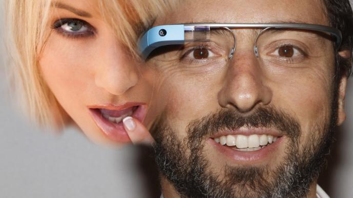 Google Glass y su aplicación erótica