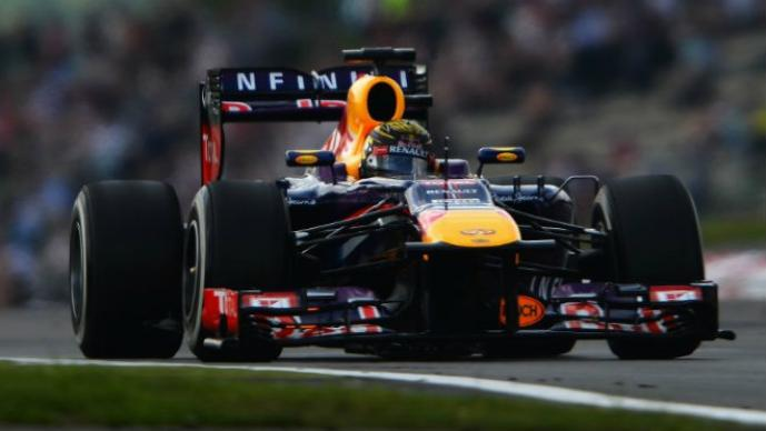 Vettel, F1