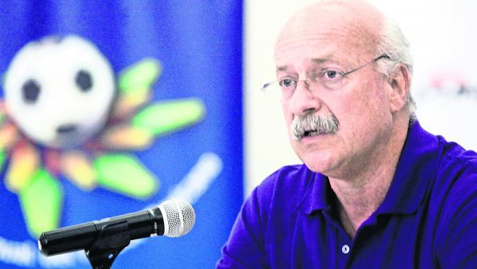 Enrique Bonilla (Foto: Archivo El Gráfico)