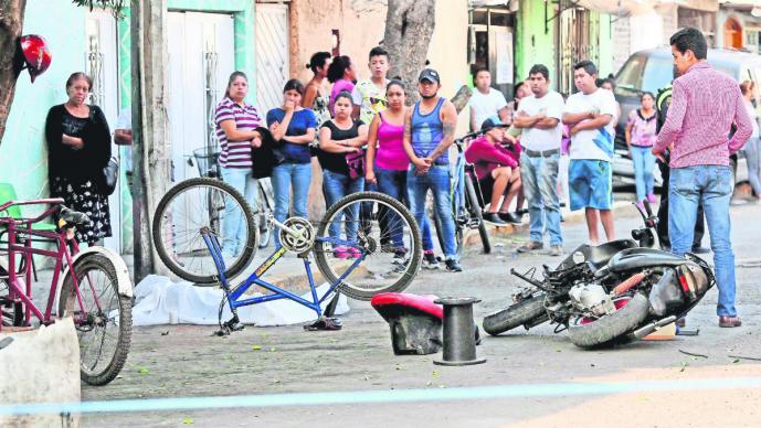 (Foto: Armando Martínez, El Gráfico)