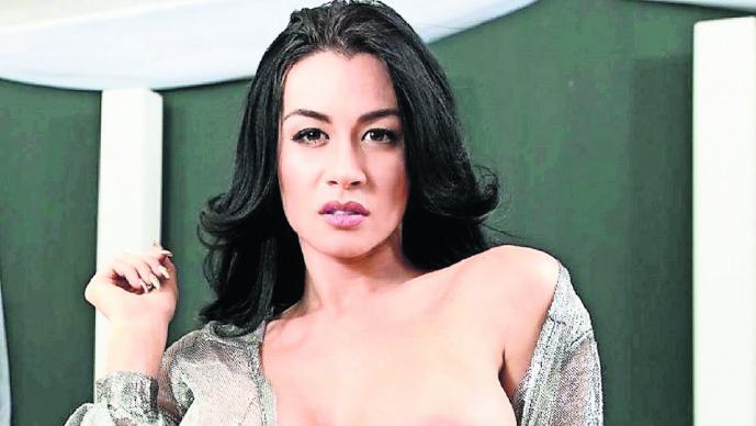 Diosa Canales (Foto: Archivo El Gráfico)