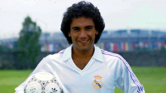 Hugo Sánchez, Real Madrid