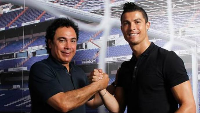 Hugo Sánchez, Real Madrid, Cristiano Ronaldo