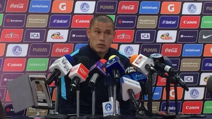 Darío Verón (Foto: Gabriel Cruz)