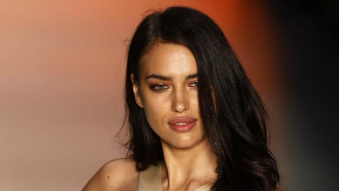 Irina Shayk revela tener celulitis