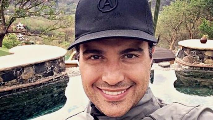 Jaime Camil espera con anasia volver a ser padre