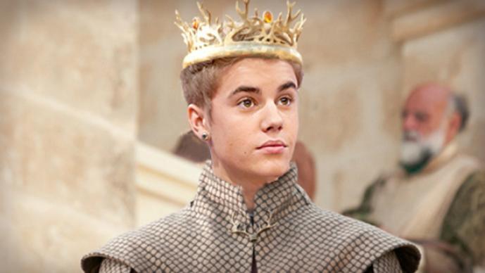 Justin Bieber, rey de Twitter