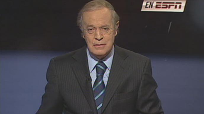 José Ramón Fernández en ESPN