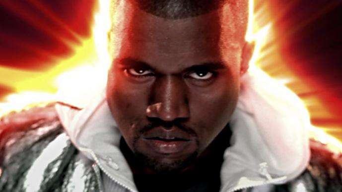 Kanye West y Ray J. pelean por Kim Kardashian