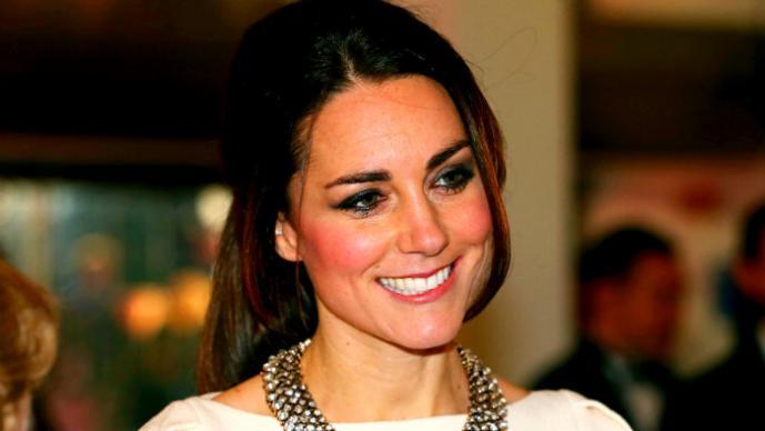 El sexy descuido de la duquesa de Cambridge