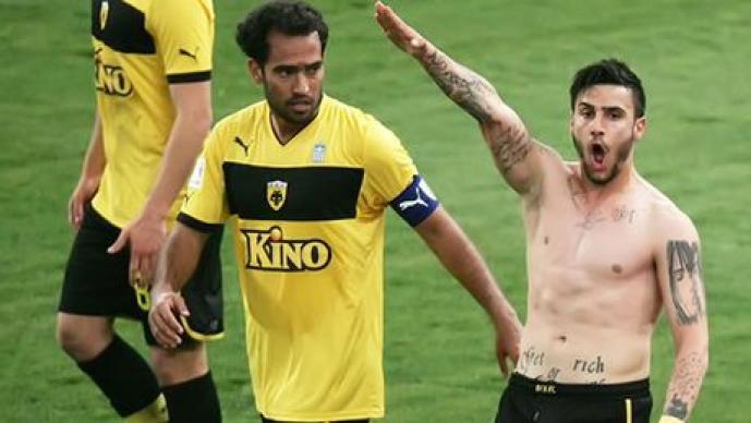 Katidis no podrá jugar nunca con la selección griega