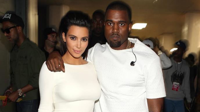 Detalles de la boda de Kim Kardashian y Kanye West