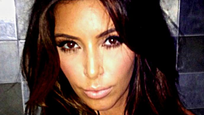 "Kim Kardashian y su ""secreto nocturno"" para adelgazar"