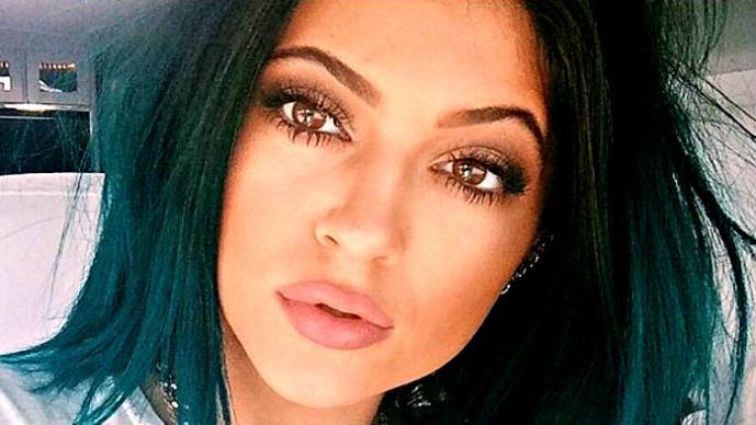 Kylie Jenner causa furor en las redes sociales