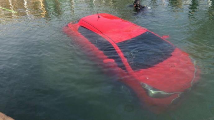 Canadá: Una joven se guía por el GPS de su auto y ...
