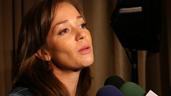 Laisha Wilkins se despide de Televisa