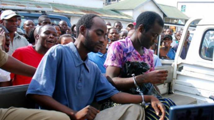 arrestados, Malawi