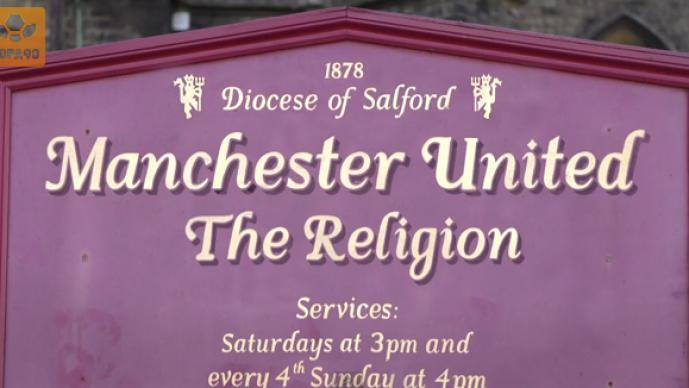 Religión del Manchester United